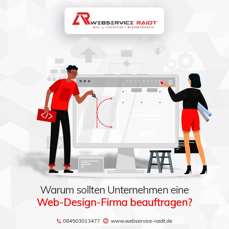 Webdesign-Büro